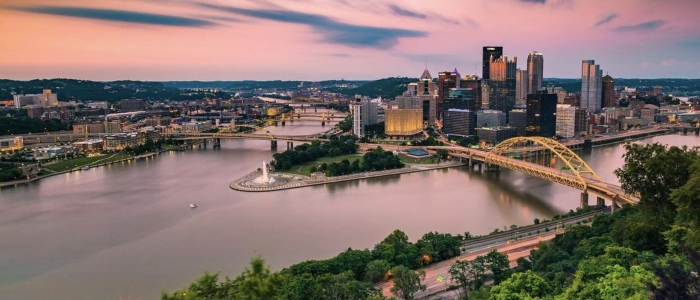 Check out web links for the city of Pittsburgh
